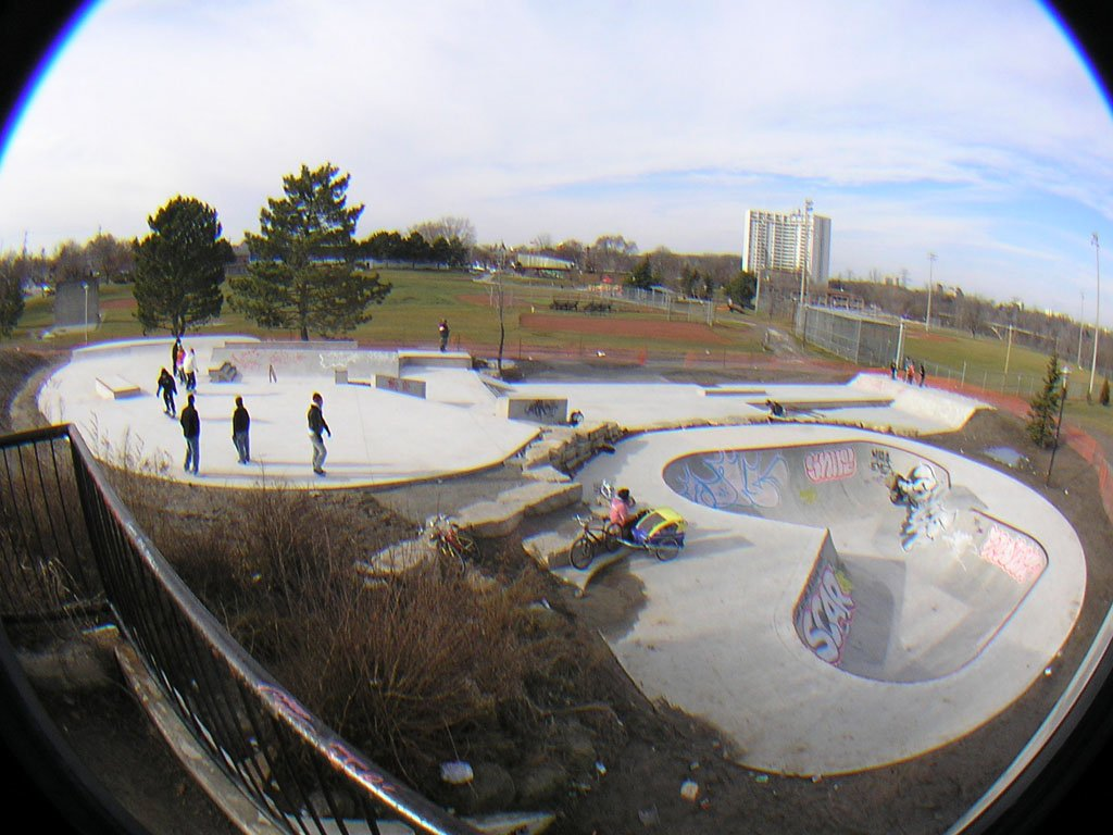 East York Skatepark
