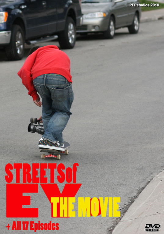 Streets of EY THE MOVIE
